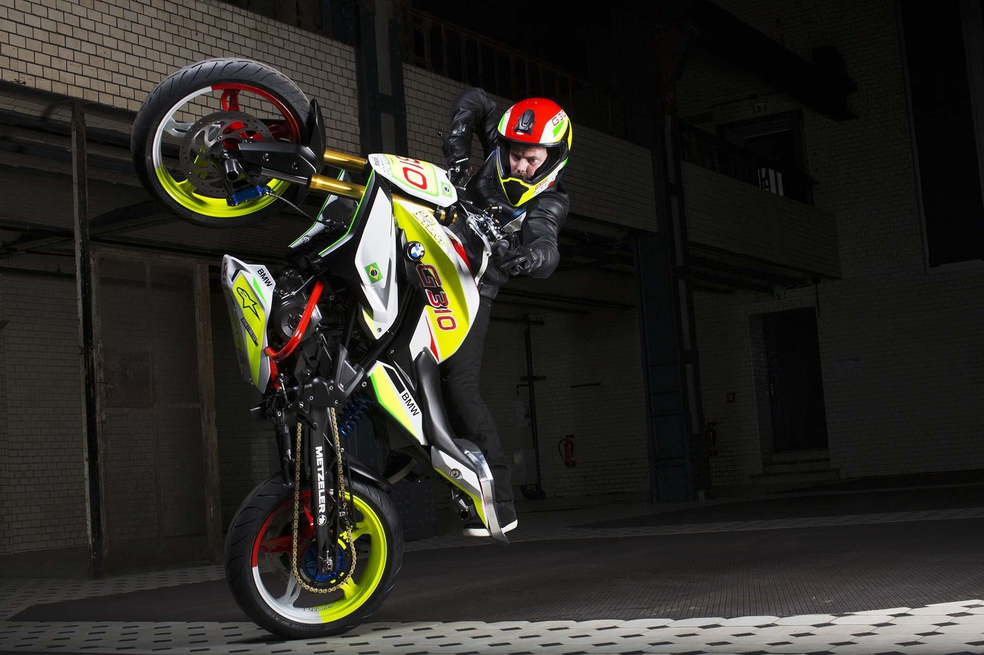 Foto de BMW Concept Stunt G 310 (21/36)