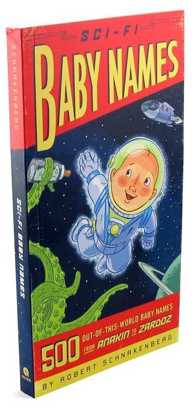 Libro con nombres geeks para tu bebé