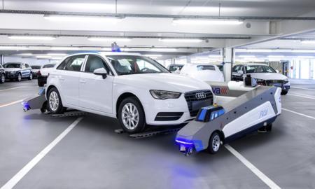 Gracias a Ray los Audi no volverán a circular por las fábricas