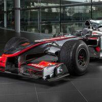 ¡Monoplaza busca garaje! A subasta el McLaren MP4-25A nº1 con el que Lewis Hamilton ganó en Turquía en 2010