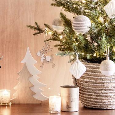 Vive una Navidad natural y orgánica con la colección Natural Christmas de Maisons du Monde para la temporada de fiestas