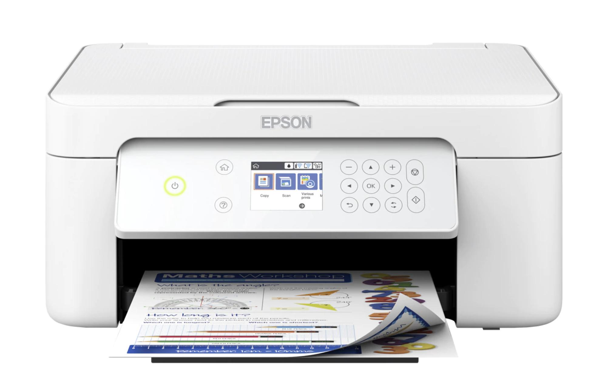 Impresora Multifunción tinta Epson Expression Home XP-4105 Wi-Fi