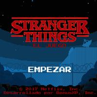 El juego de Stranger Things para iOS y Android al igual que la serie, es pura nostalgia ochentera