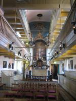 La Iglesia clandestina del ático en Ámsterdam