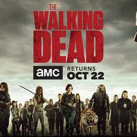 'The Walking Dead' presenta el épico tráiler de su temporada 8: la serie vuelve el 22 de octubre
