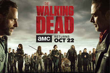 The Walking Dead\' Temporada 8: fecha de estreno y tráiler