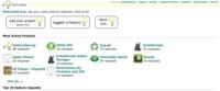 Featurelist, un lugar donde recibir sugerencias de nuevas características para cada proyecto