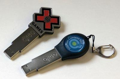QiGo, la llave USB