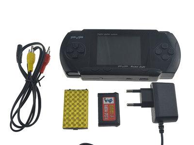 Oferta Flash: consola portátil PVP3000, con cientos de juegos incorporados, por 12,41 euros y envío gratis