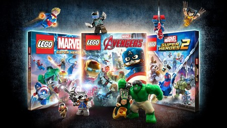 Lego Marvel Collection In Uscita Oggi 15 Marzo 2019 Maxw 1280