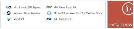 SDK Microsoft Windows Phone