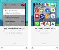 Gmail para iOS ya es capaz de actualizar nuestra bandeja de entrada en segundo plano