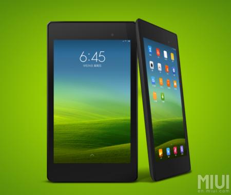 MIUI también llega a los tablets, aunque solo al Nexus 7