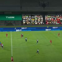 """""""Tribuna interactiva"""", la alternativa de Televisa para mostrar aficionados en los estadios en México, aunque sea por webcam"""