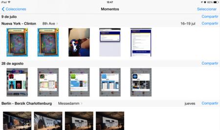 iOS Fotos