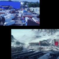 ¿Cómo sería 'Star Wars: El despertar de la fuerza' sin efectos especiales? Compruébalo en este vídeo