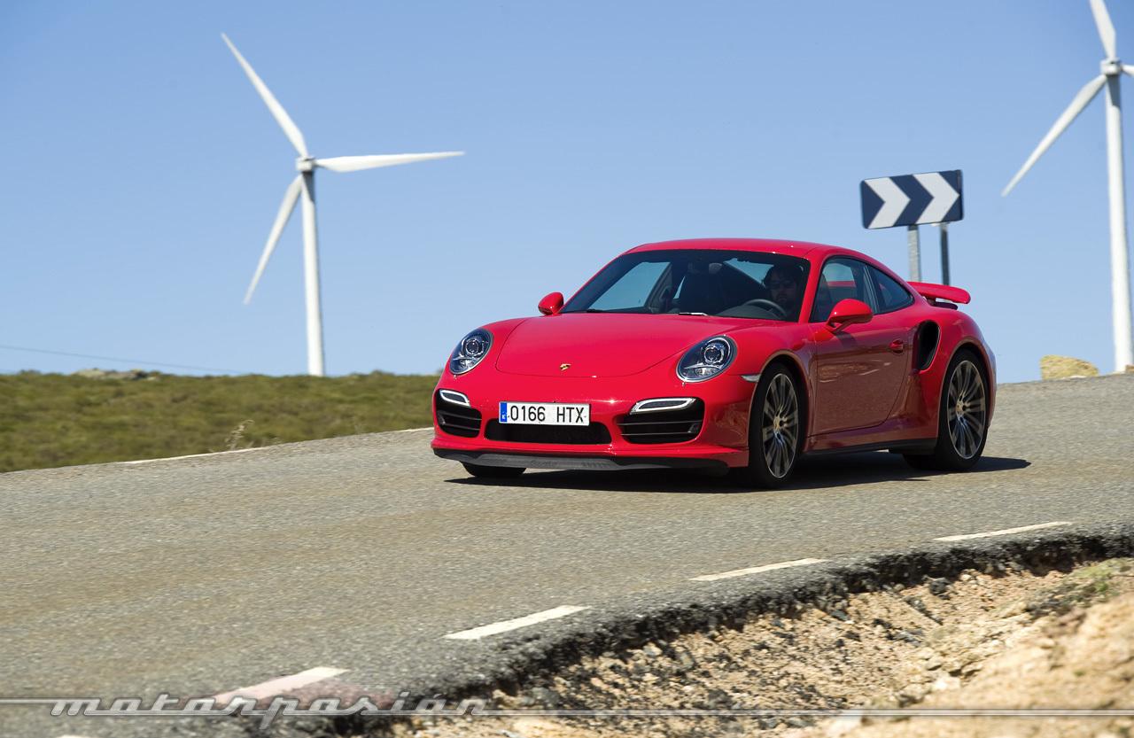Foto de Porsche 911 Turbo (prueba) (16/33)