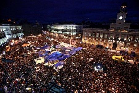 El ataque del Fiscal de Madrid al 15-M se solapa con el del partido que lo nombró