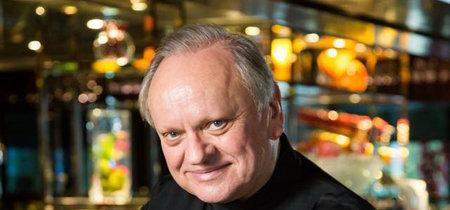 Así es Joël Robuchon: el chef que lo mismo lanza platos como encumbra a Jorge en MasterChef5