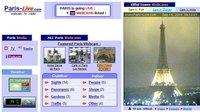 ParisLive.com, cámaras en vivo desde diferentes rincones de París