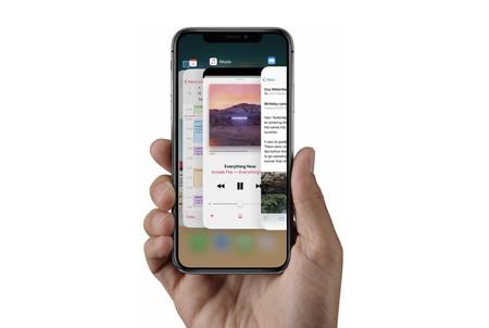 Deslizar hacia arriba para cerrar una app: así es la patente de Qualcomm que veta la venta de los iPhone en China
