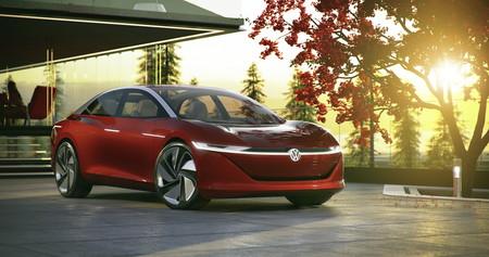 Volkswagen Id Vizzion Concept 5