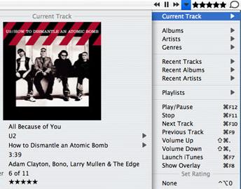 You control: tunes, o controlar iTunes desde el Menú