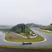 La clasificación del Gran Premio de Japón de Fórmula 1 se aplaza al domingo antes de la carrera