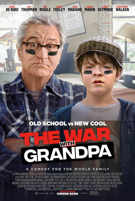 War With Grandpa Xlg