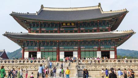 Gyeongbokgung Whyyan