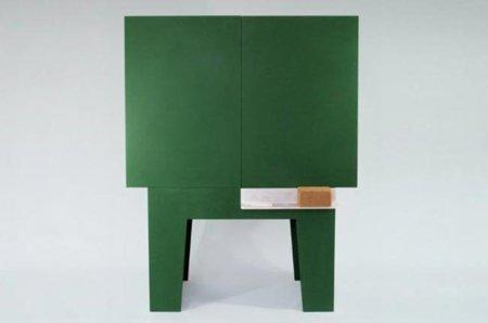 Mueble pizarra: tú eres el diseñador