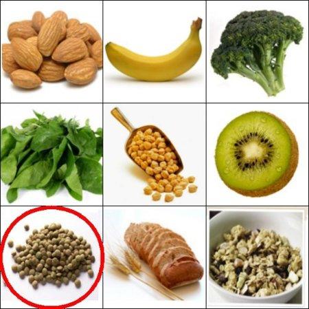 Solución a la adivinanza: el alimento con más fibra es la lenteja