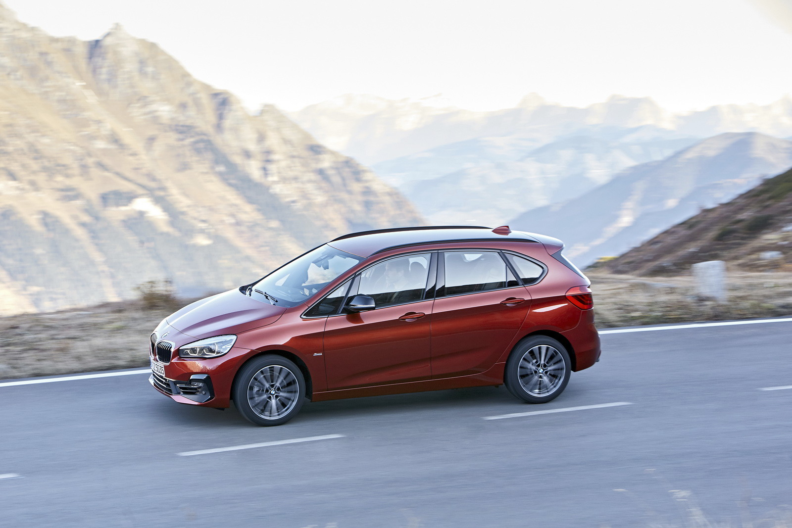 Foto de BMW Serie 2 Active Tourer (10/32)