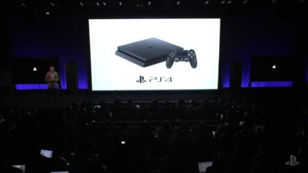 Sony confirma la fecha y precio del nuevo modelo de PlayStation 4 (PS4 Slim)