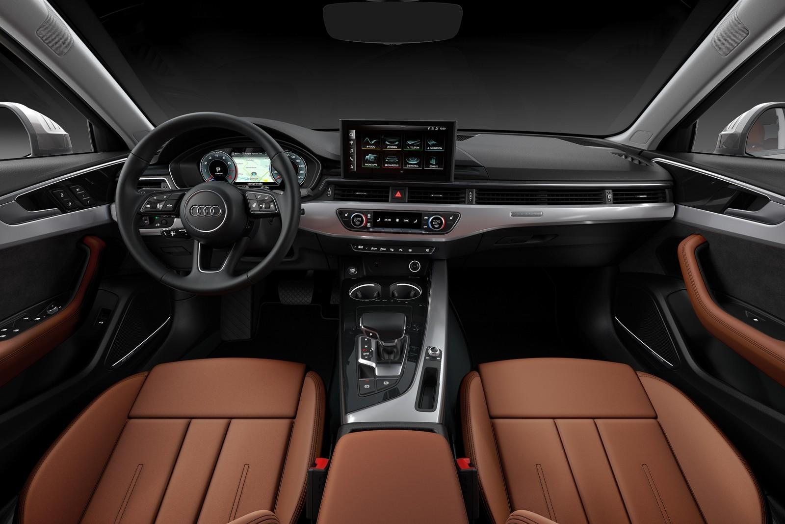 Foto de Audi A4 2019 (28/35)