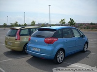 Prueba: Citroën C4 Picasso y Grand Picasso HDi (parte 3)