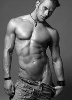 Kellan Lutz la nueva cara de Calvin Klein: otro vampiro musculoso de Crepúsculo