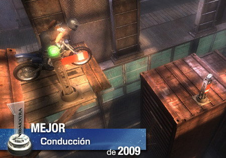 Mejor juego de Conducción de 2009 en VidaExtra: 'Trials HD'