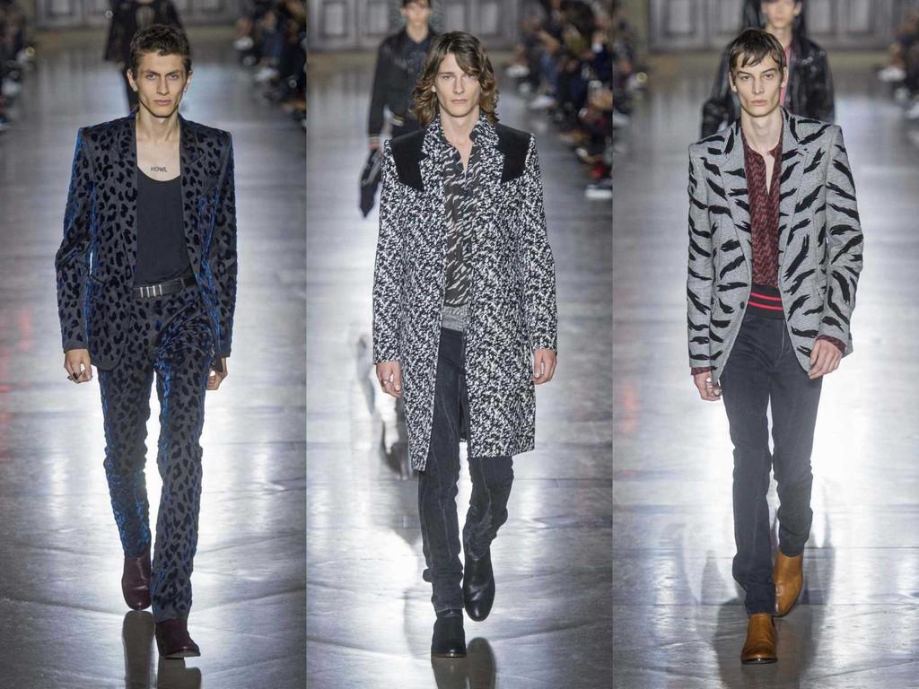 Givenchy Primavera Verano 2018 Hombres Paris Fashion Week 2