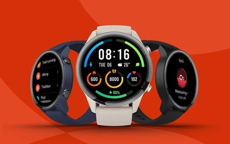 Mi Watch, el smartwatch de Xiaomi con GPS y medición de oxígeno en sangre, a precio de escándalo hoy: llévatelo por 29 euros menos