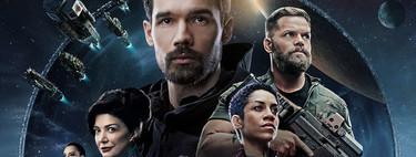 Si no has visto 'The Expanse', tranquilo: la temporada 4 es un estupendo punto de entrada para la mejor ciencia ficción televisiva