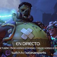 Jugamos en directo a Overwatch a las 15:00 horas (las 09:00 en Ciudad de México) [Finalizado]