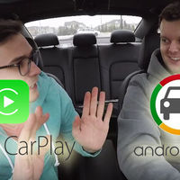 Android Auto se enfrenta a Carplay de Apple en vídeo, ¿quién ganará?