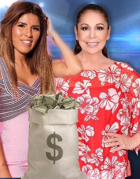 'Idol Kids' cuenta con la Pantoja y Chabelita (por cotorrear un poquito) se lleva la panoja