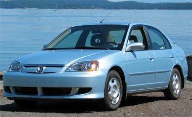 Honda vendió más de cien mil híbridos en Abril