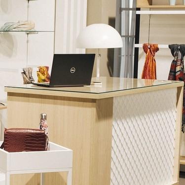 Siete tipos de mostradores dirigidos a espacios comerciales donde prima la tendencia para que funcione un negocio