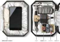 Smartphone Case N, una carcasa con airbags desarrollada por Honda