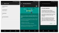Un nuevo sistema de bloqueo inteligente comienza a llegar algunos Android con Lollipop