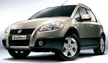 Fiat Sedici, primeras fotos