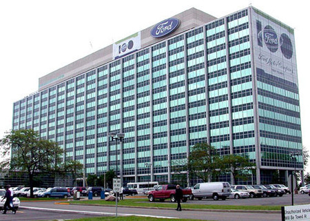 Sede de Ford